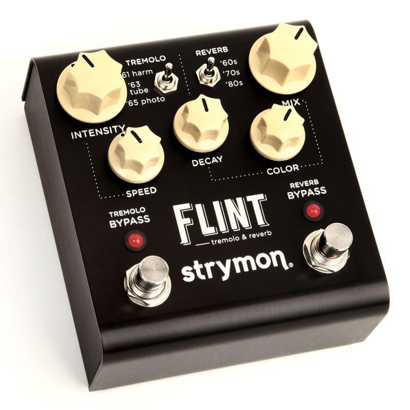 Strymon Flint Tremolo & Reverb-5617