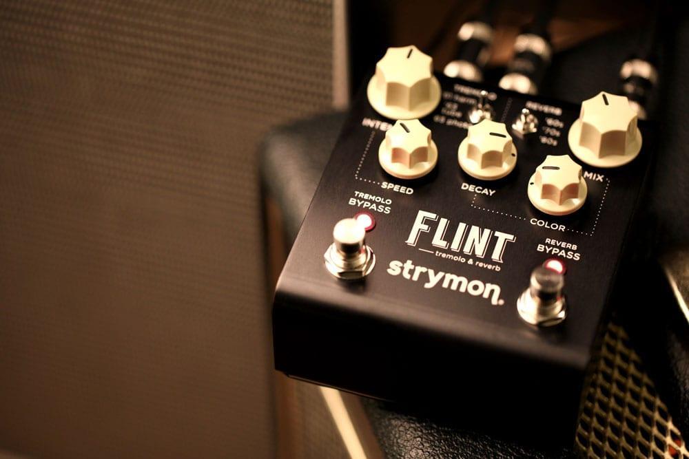 Strymon Flint Tremolo & Reverb-5615