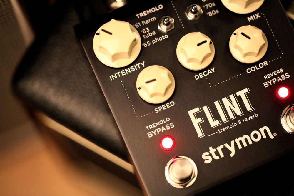 Strymon Flint Tremolo & Reverb-5616