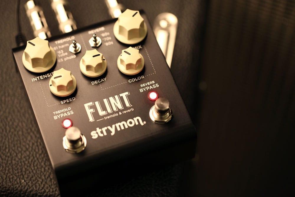 Strymon Flint Tremolo & Reverb-5620
