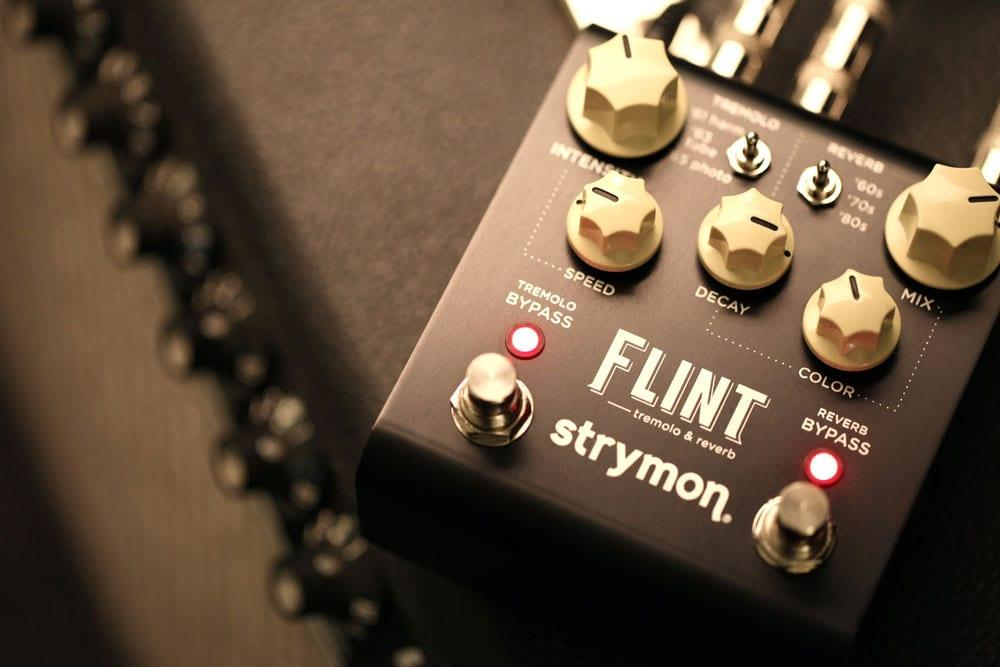 Strymon Flint Tremolo & Reverb-5618