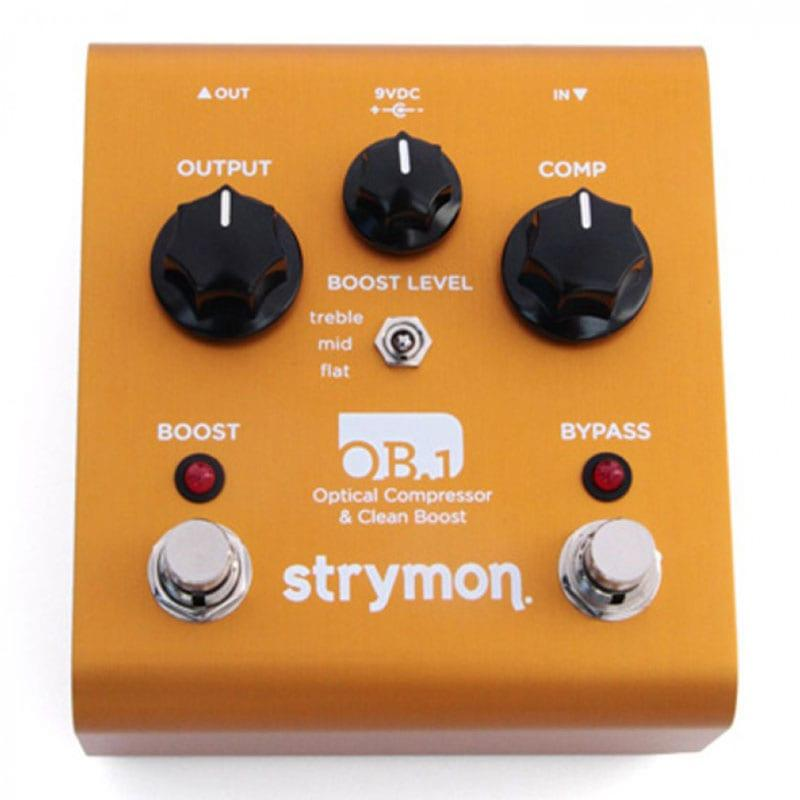 Strymon OB.1 Optical Compressor & Clean Boost-0