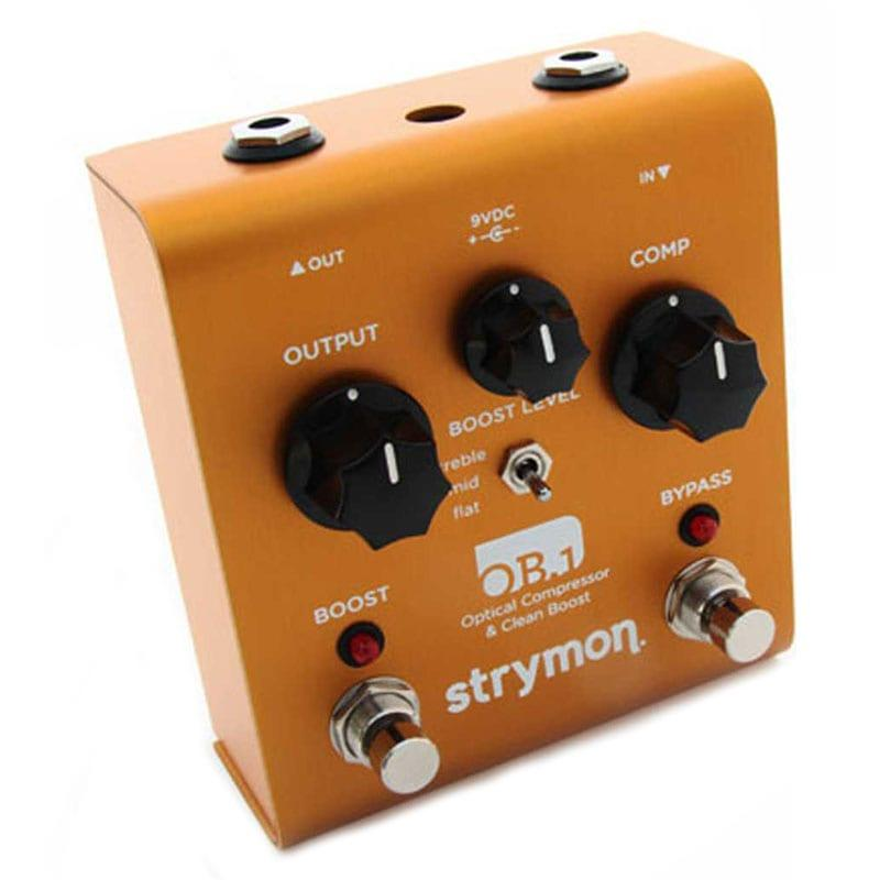 Strymon OB.1 Optical Compressor & Clean Boost-5647