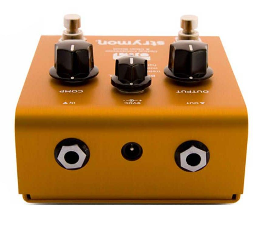 Strymon OB.1 Optical Compressor & Clean Boost-5645