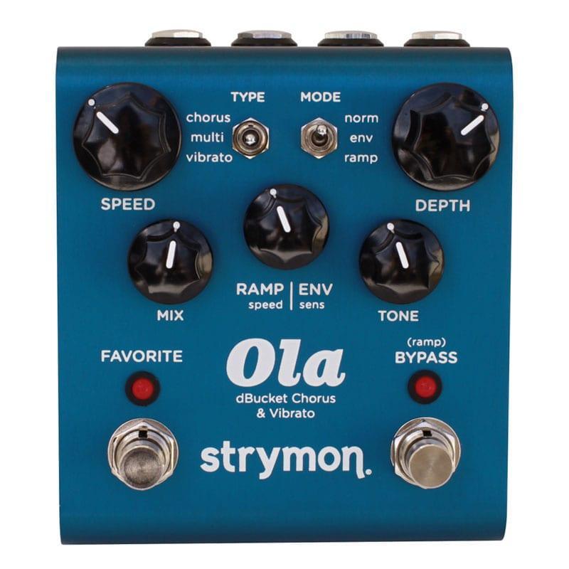 Strymon Ola dBucket Chorus & Vibrato-0