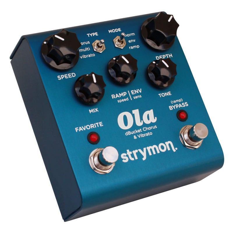 Strymon Ola dBucket Chorus & Vibrato-5654