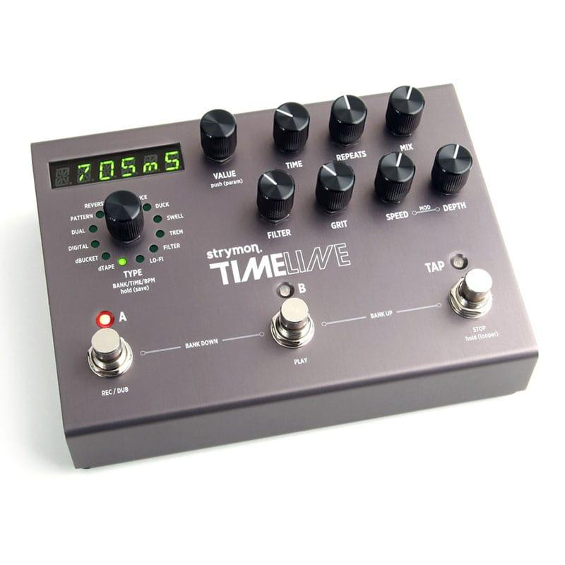 Strymon TimeLine Delay-5595