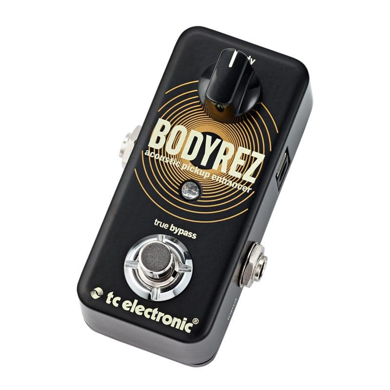 TC Electronic BodyRez Acoustic Pickup Enhancer-6076