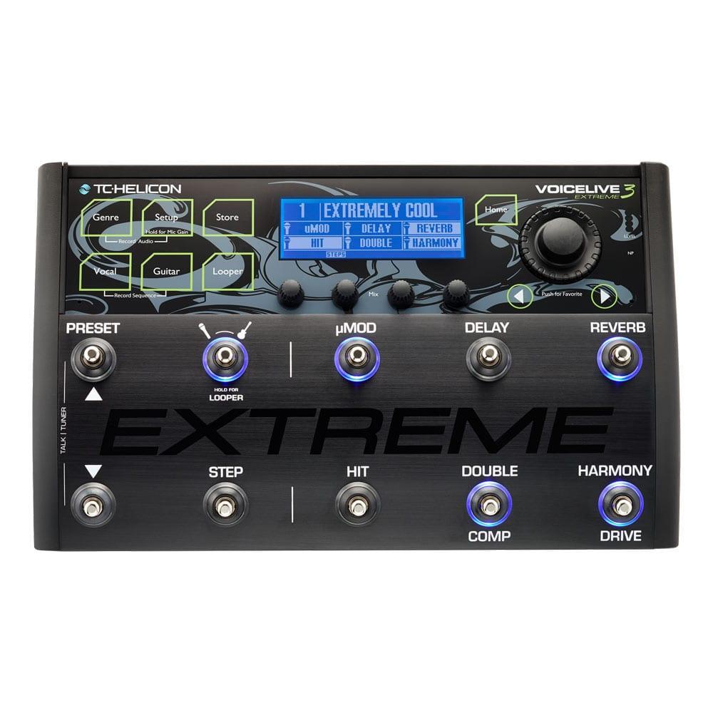 TC-Helicon VoiceLive 3 Extreme-0