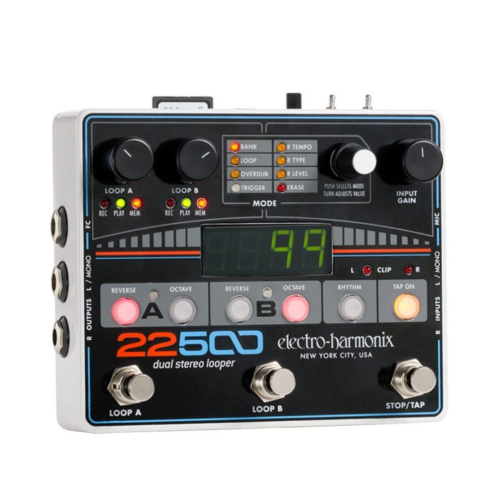 Electro-Harmonix 22500 Stereo Looper-0