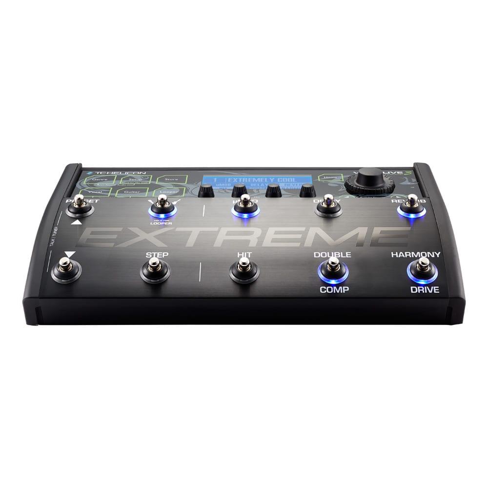 TC-Helicon VoiceLive 3 Extreme-6858