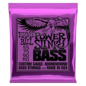 Ernie Ball 2831 Power Slinky Bass 55-110-0