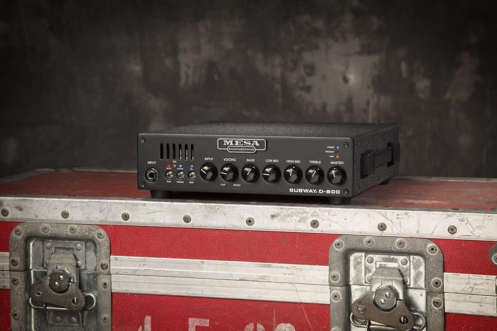 MESA/Boogie Subway D-800-6907