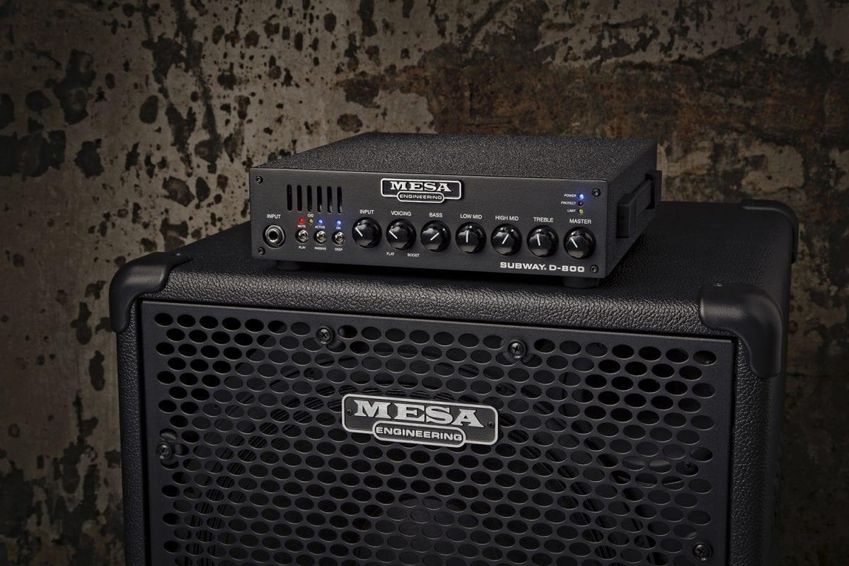 MESA/Boogie Subway D-800-6913