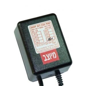 שנאי מיוצב Transnegba 18VDC 2000F-0