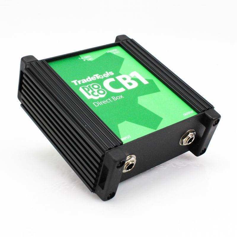 Pro Co CB1 Passive Direct Box-7502