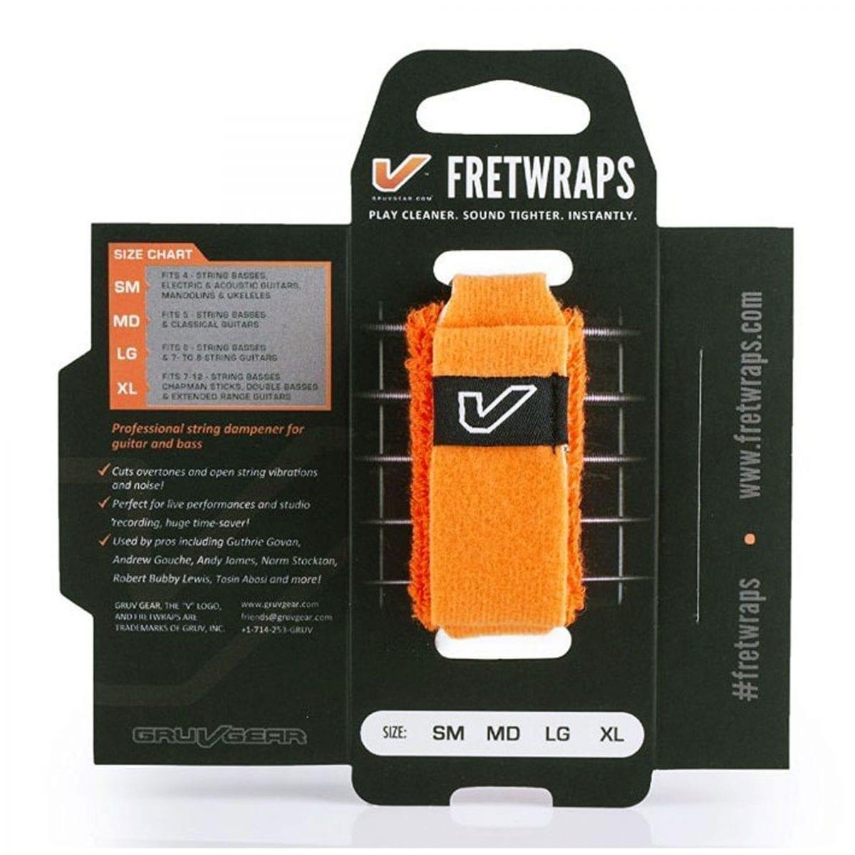 Gruv Gear FretWraps HD Flare-7913