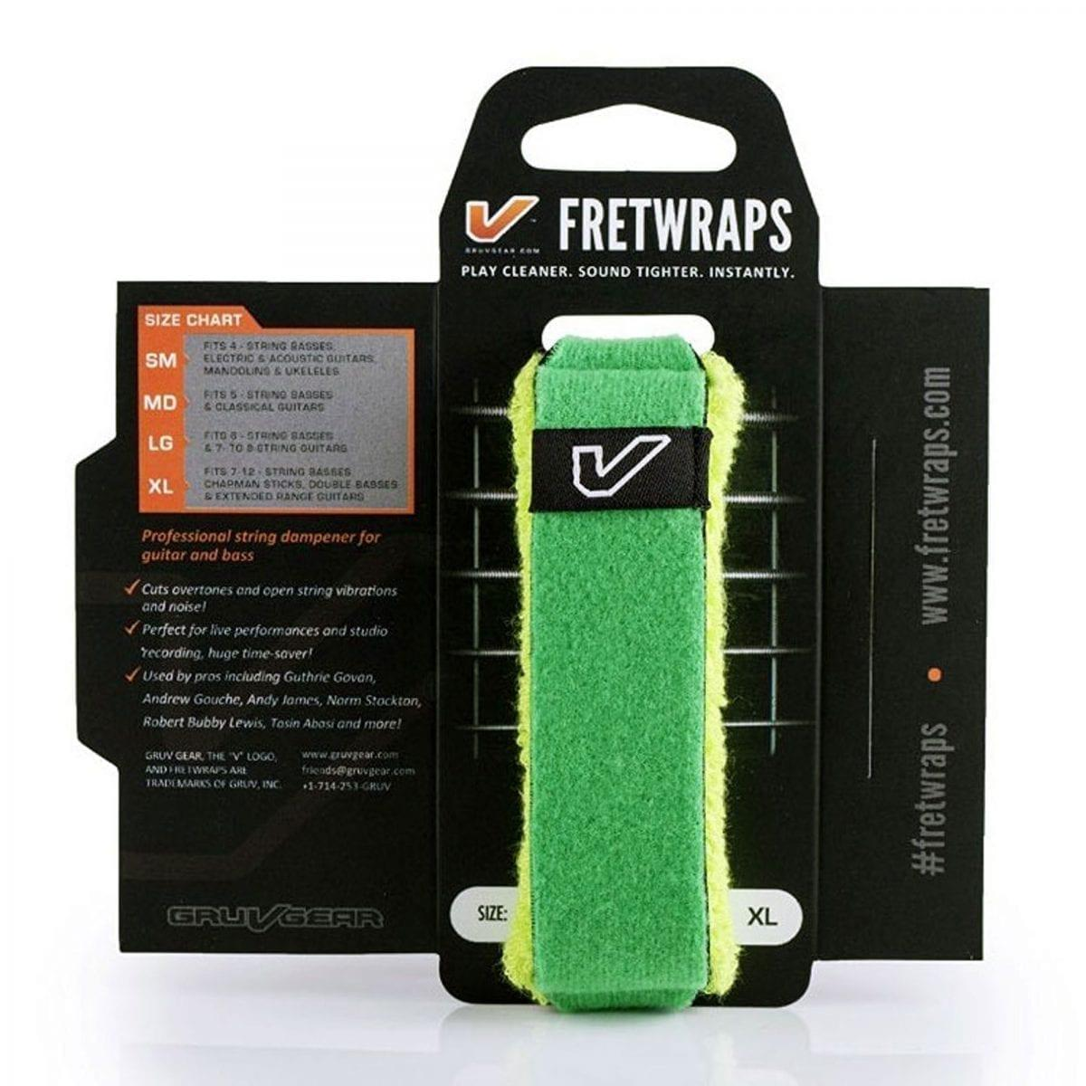 Gruv Gear FretWraps HD Leaf-7919