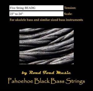 סט מיתרים Road Toad U-Bass 5-String-0