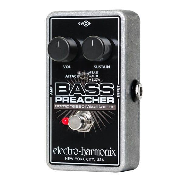 Electro-Harmonix Bass Preacher-0