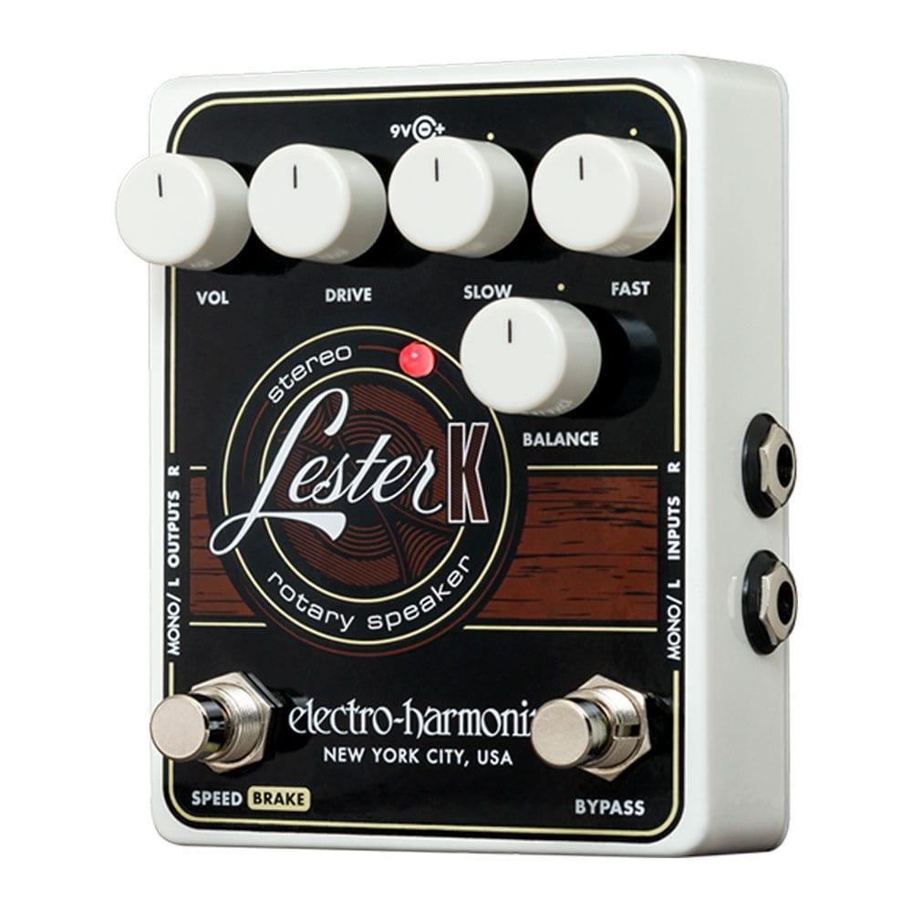 Electro-Harmonix Lester-K Stereo Rotary Speaker-0
