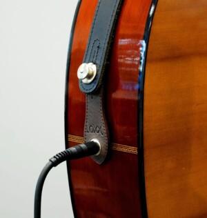 LOXX מתאם לגיטרה אקוסטית מוגברת-8771
