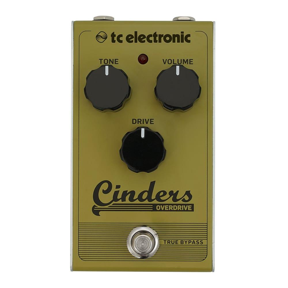 TC Electronic Cinders Overdrive-0