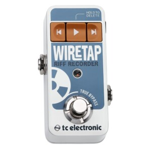 TC Electronic WireTap Riff Recorder-0