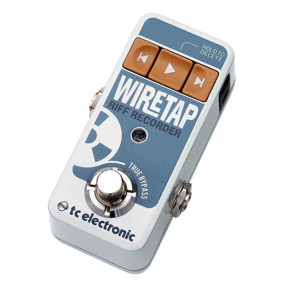 TC Electronic WireTap Riff Recorder-9479