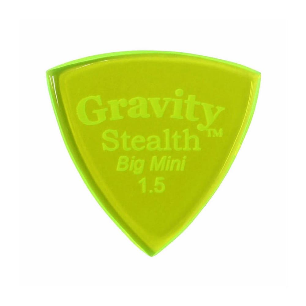מפרט Gravity Stealth Big Mini-0