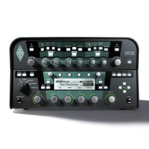 Kemper Profiler Head (Black) + Remote Bundle-11485