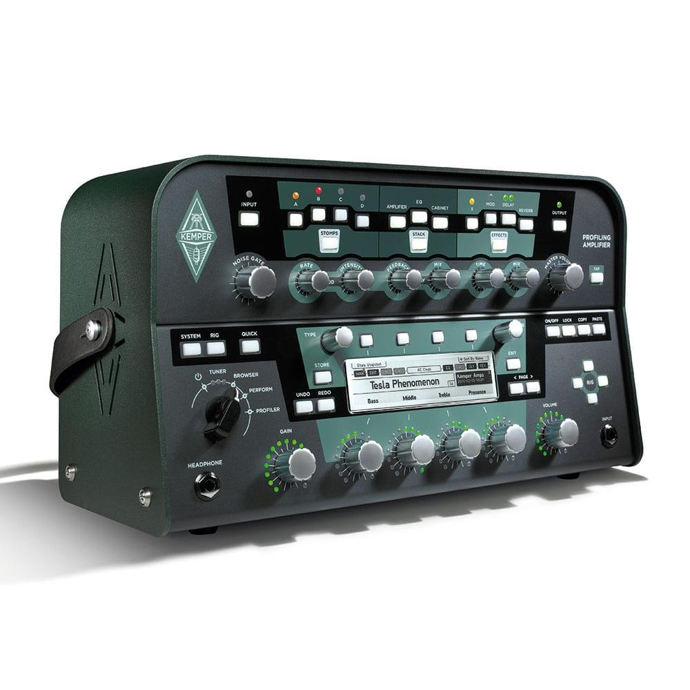 Kemper Profiler Head (Black) + Remote Bundle-11487