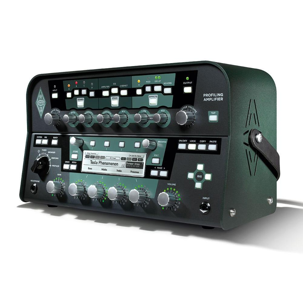 Kemper Profiler Head (Black) + Remote Bundle-11488