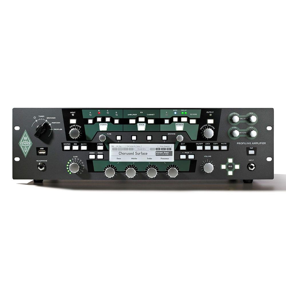 Kemper Profiler PowerRack + Remote Bundle-11509