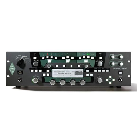 Kemper Profiler Rack + Remote Bundle-11500