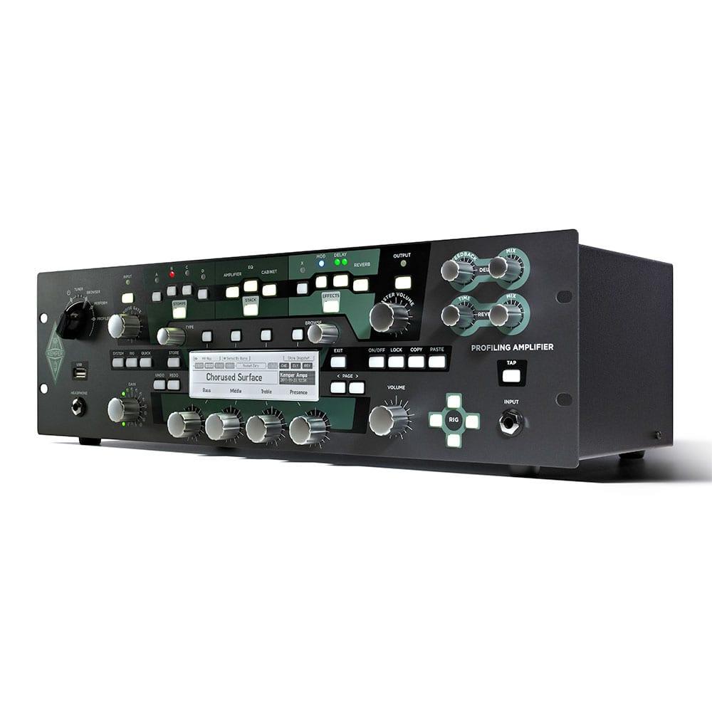 Kemper Profiler PowerRack + Remote Bundle-11508