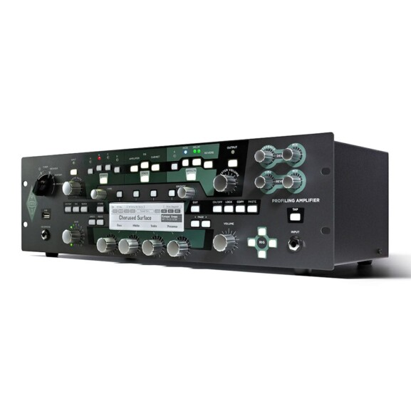 Kemper Profiler Rack + Remote Bundle-11499