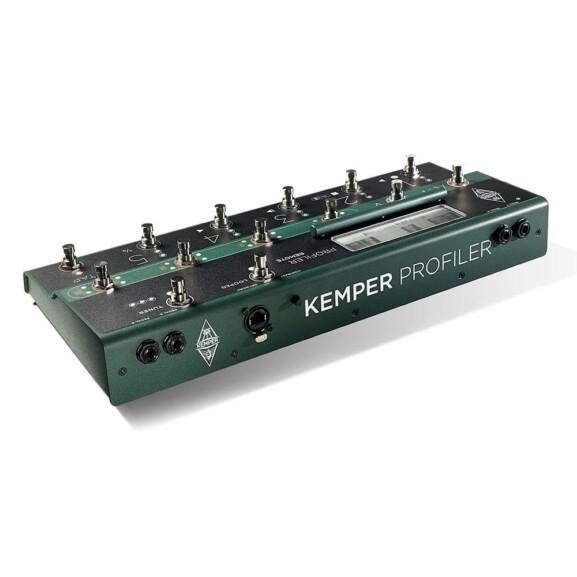 Kemper Profiler Rack + Remote Bundle-11506