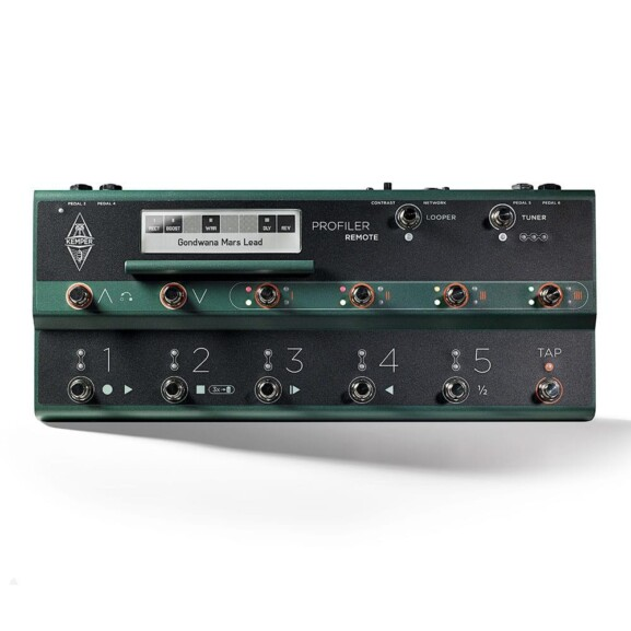 Kemper Profiler Rack + Remote Bundle-11505