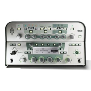 Kemper Profiler Head (White) + Remote Bundle-11467