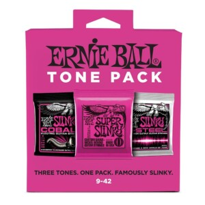 Ernie Ball 3333 Electric Tone Pack 9-42-0