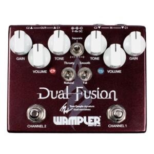 Wampler Dual Fusion-0
