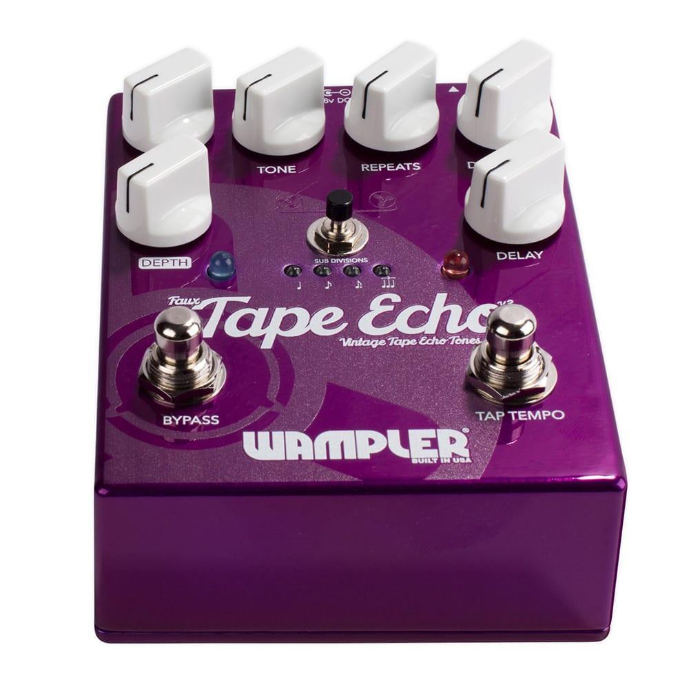 Wampler Faux Tape Echo v2-13370