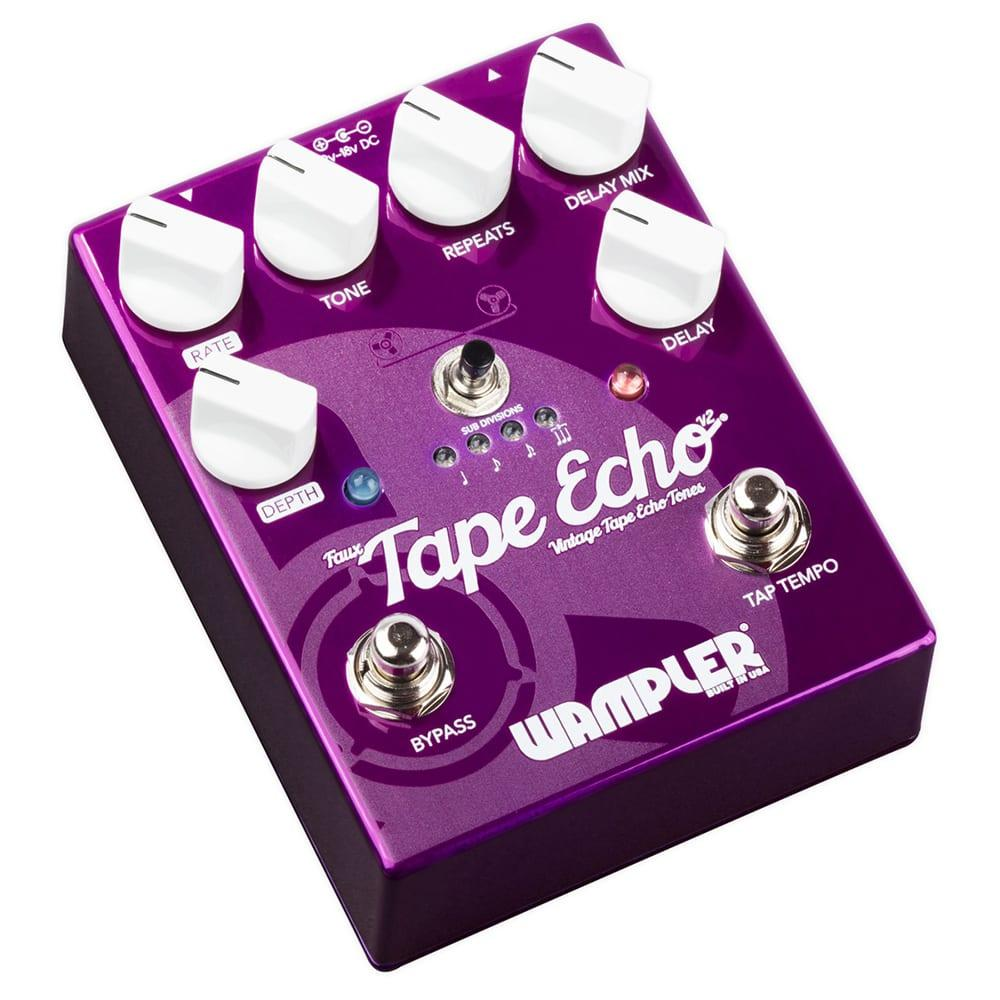 Wampler Faux Tape Echo v2-13371