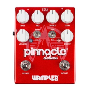 Wampler Pinnacle Deluxe v2-0