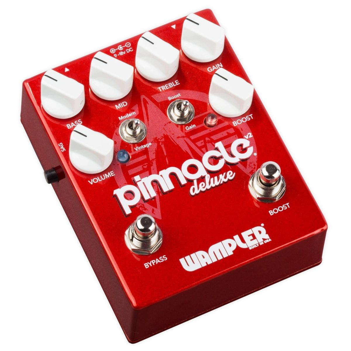 Wampler Pinnacle Deluxe v2-13426