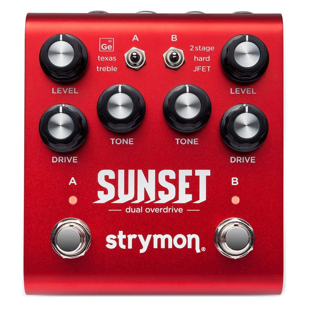 Strymon Sunset Dual Overdrive-0