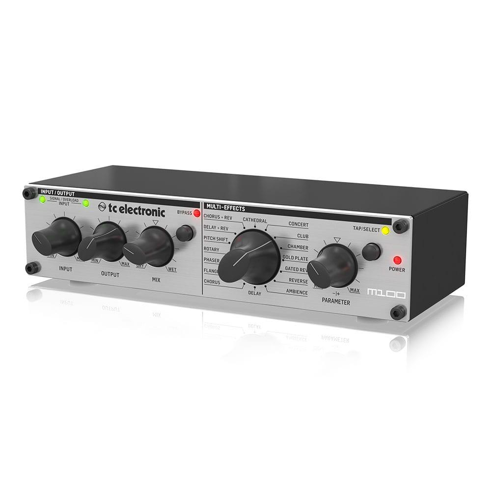 TC Electronic M100 מולטי-אפקט אולפני סטריאופוני-13394