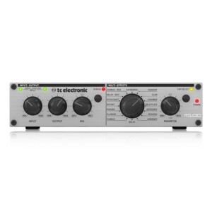 TC Electronic M100 מולטי-אפקט אולפני סטריאופוני-0