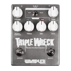 Wampler Triple Wreck-0